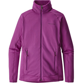 Patagonia R1 Full-Zip Jacket Women Ikat Purple